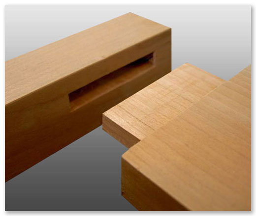 Egyptians invented cabinetmaking, including joinery details still used today: the mortise and tenon joint, the miter joint and the dovetail joint. These techniques alone allowed for the creation of durable, beautifully proportioned, pieces of furniture.
