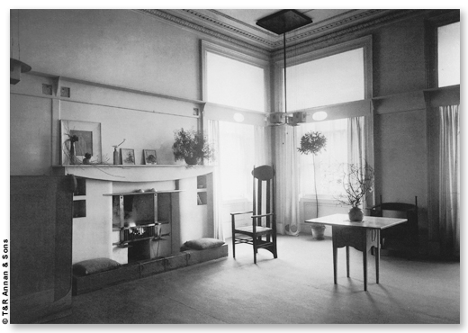 Mains St Drawing Room